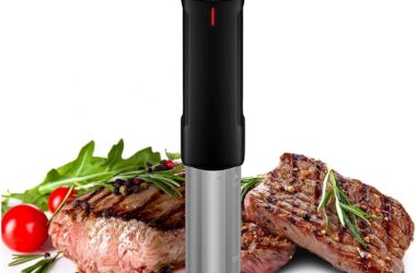 7 Best Sous Vide Cookers with Wi-Fi & Bluetooth